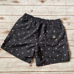 Billabong Swim - 🆕Billabong Beach Shorts Black & Pink